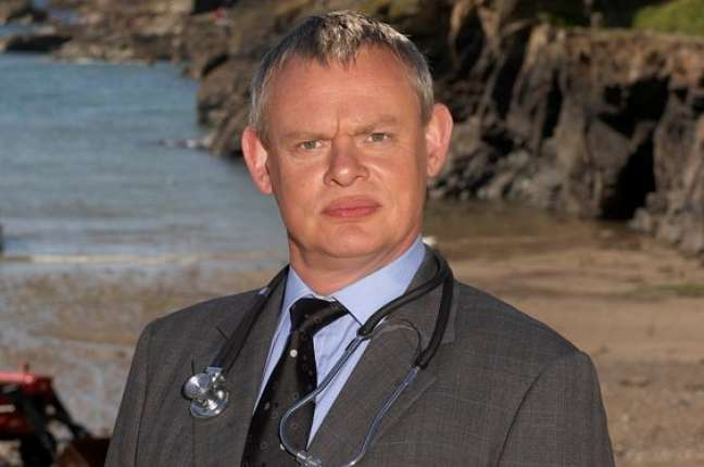 Your Guide To Doc Martins Port Isaac By Martin Clunes Himself