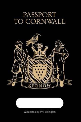 The Cornish Passport Is Now A Real Thing!