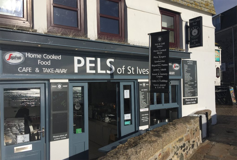 Pels (St Ives) - Top 5 Cheap Eats In Cornwall