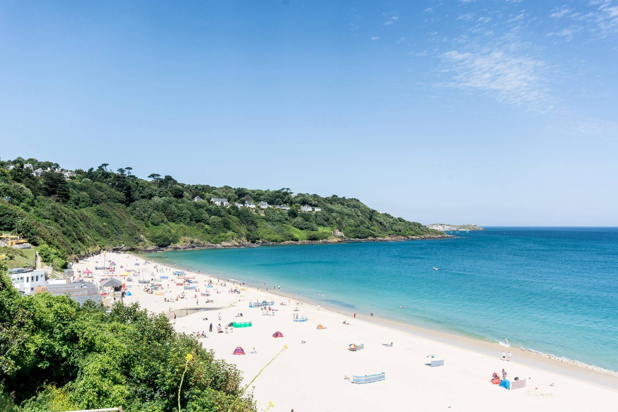 Carbis Bay Beach - 20 Of The Best Beaches In Cornwall