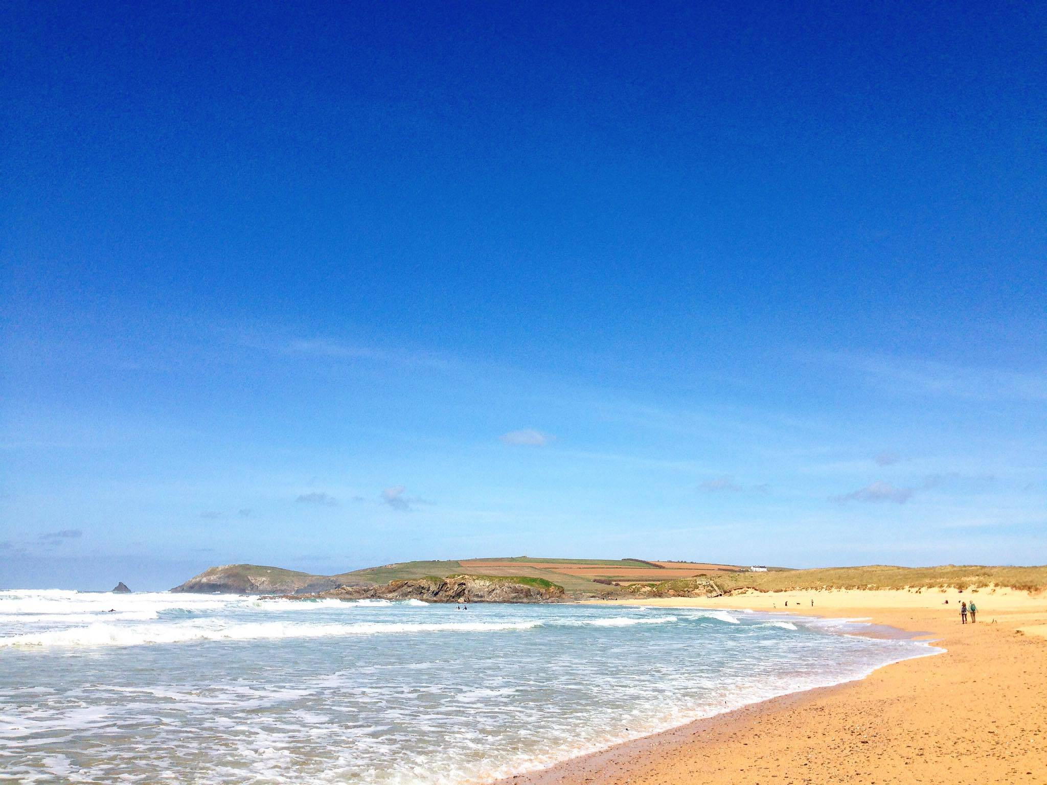 Constantine Bay Beach - 20 Of The Best Beaches In Cornwall