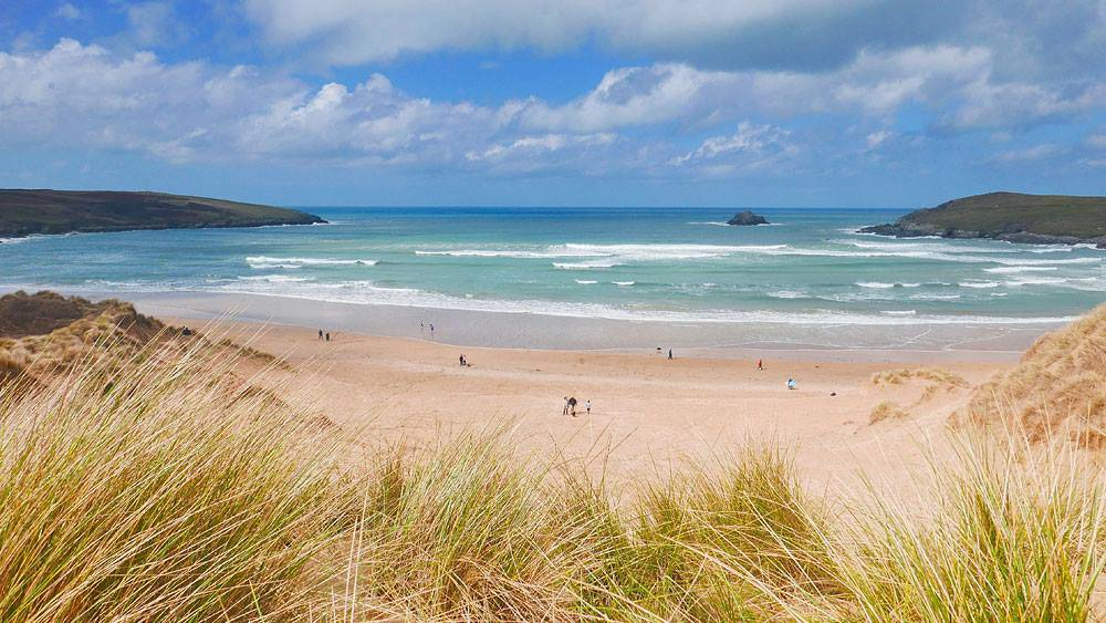 Crantock Beach - 20 Of The Best Beaches In Cornwall