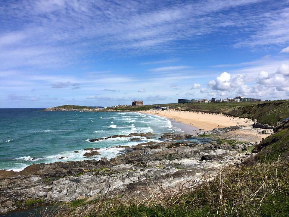 Fistral Beach - 20 Of The Best Beaches In Cornwall