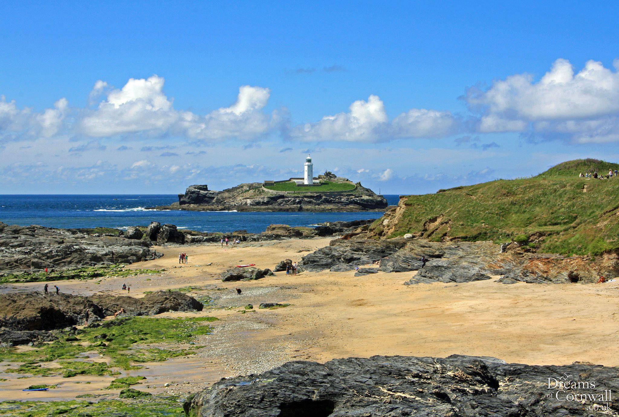 Godrevy Head - 20 Of The Best Beaches In Cornwall