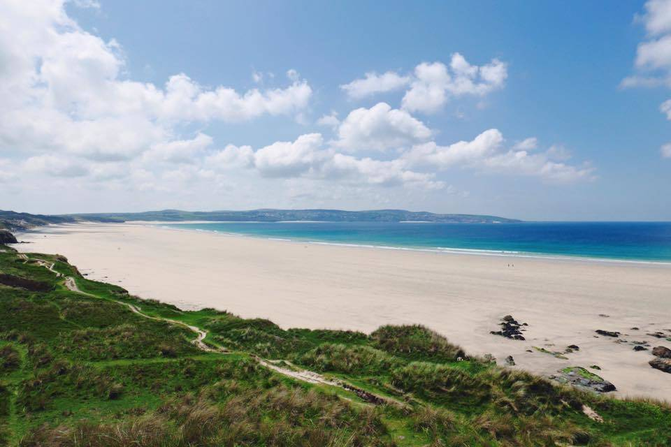 Gwithian Beach - 20 Of The Best Beaches In Cornwall