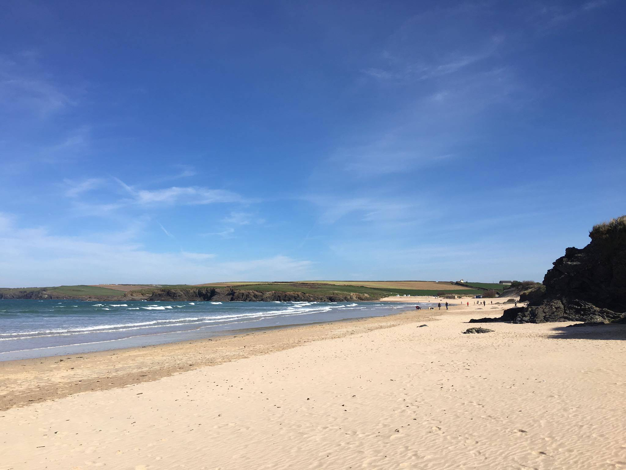 Harlyn Bay - 20 Of The Best Beaches In Cornwall