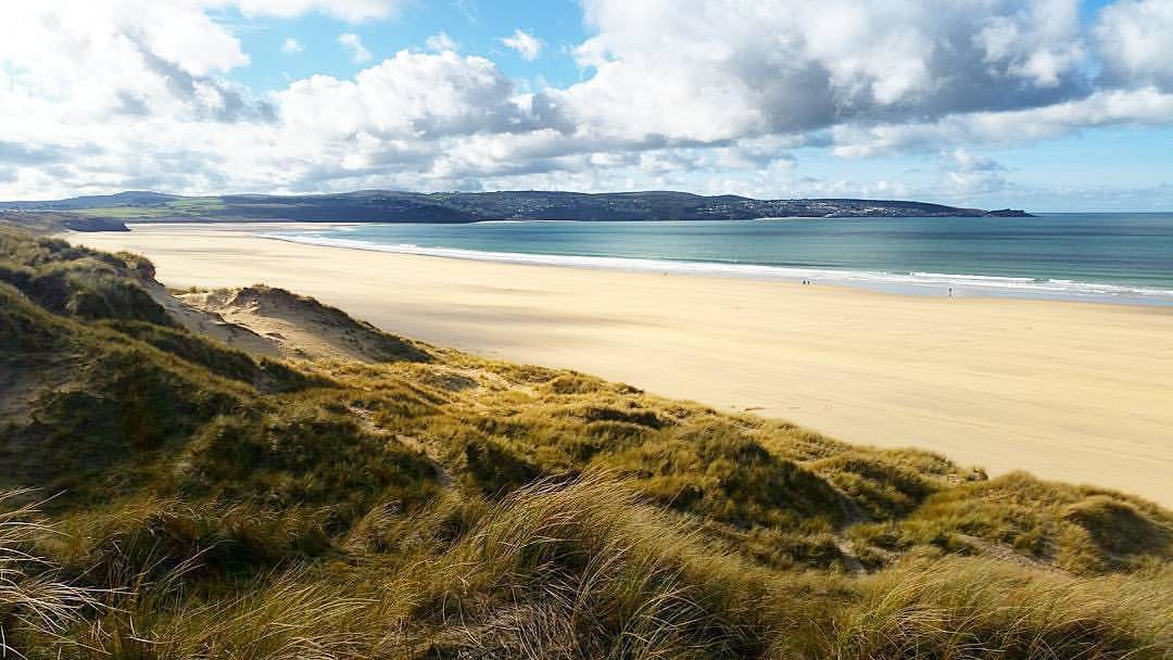 Hayle Towans Beach - 20 Of The Best Beaches In Cornwall