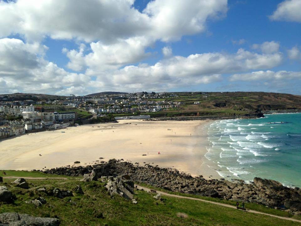 Porthmeor Beach - 20 Of The Best Beaches In Cornwall