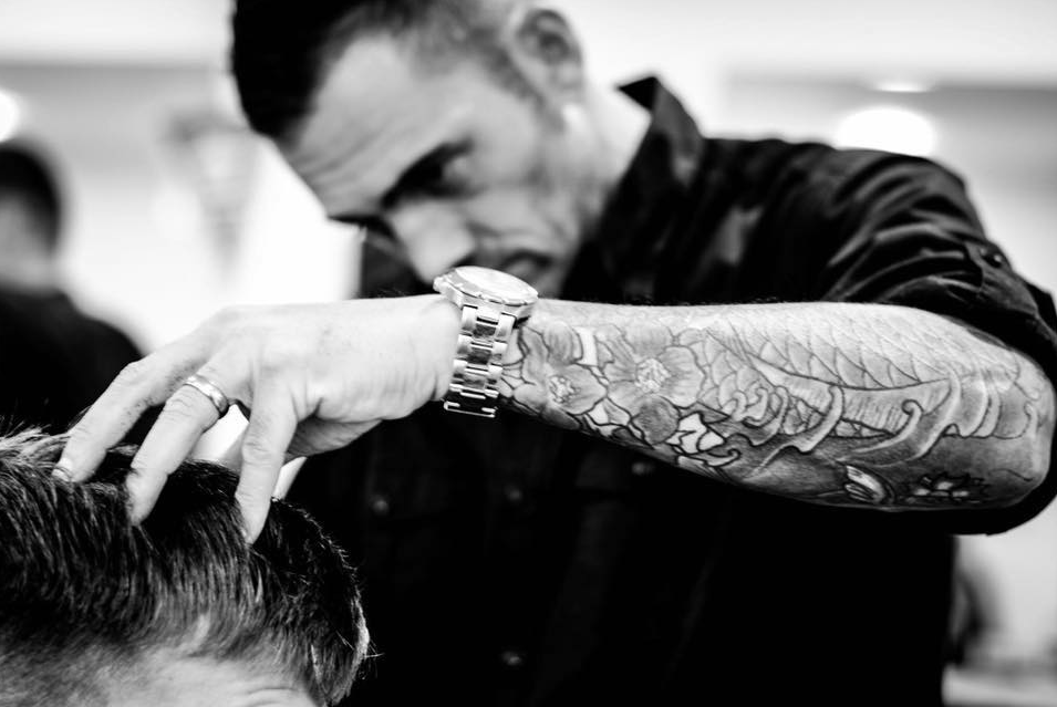 Local Penzance Barber Offers Free Haircuts to the Homeless