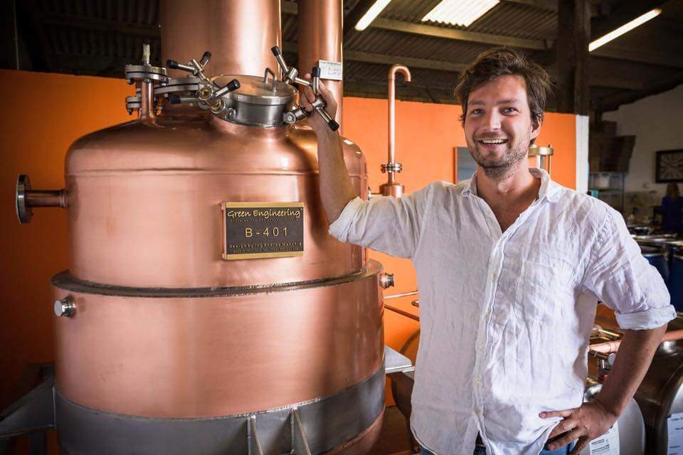 This Handmade Cornish Gin Has Been Named The Best Gin In The World