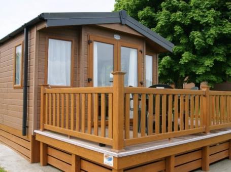 Tranquil Holiday Lodge In Liskeard. Sleeps 5