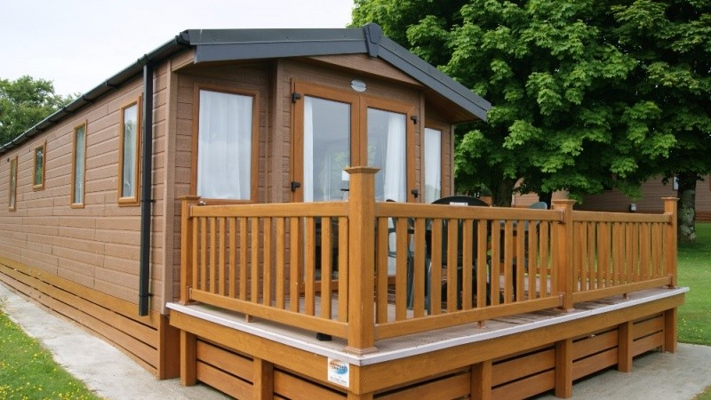 Tranquil Holiday Lodge In Liskeard. Sleeps 5