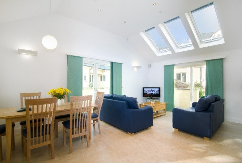 Self Catering Holiday Apartment In Padstow. Sleeps 6