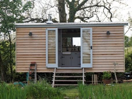 1 Bedroom Holiday Cabin In Bude. Sleeps 2