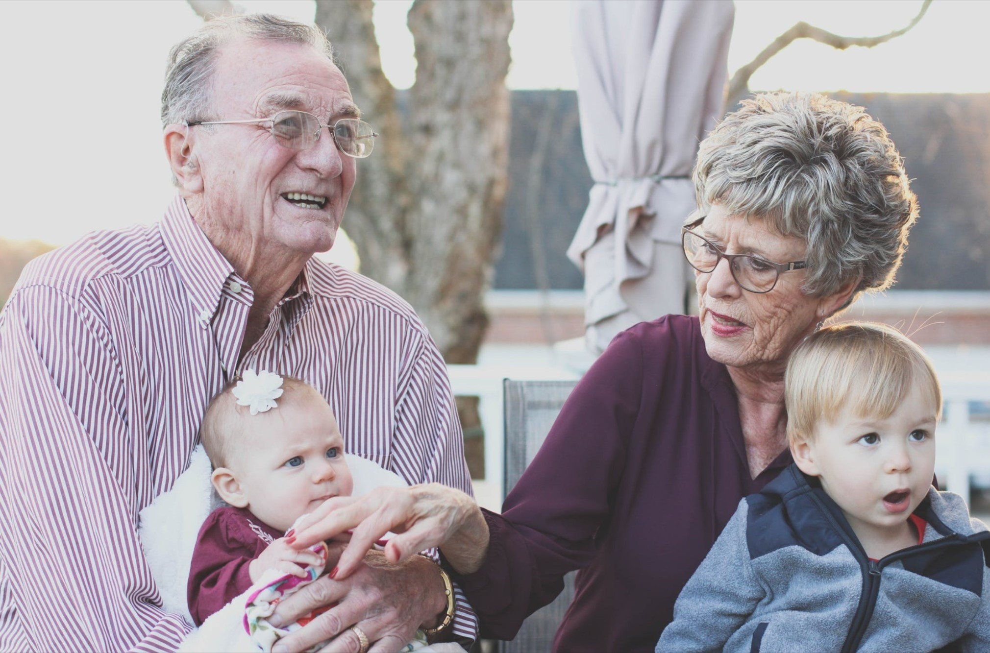 Grandparents Who Babysit Are Less Likely To Develop Alzheimer's