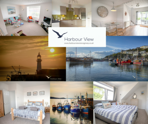 Harbour View Mevagissey- Self Catering – sleeps 4