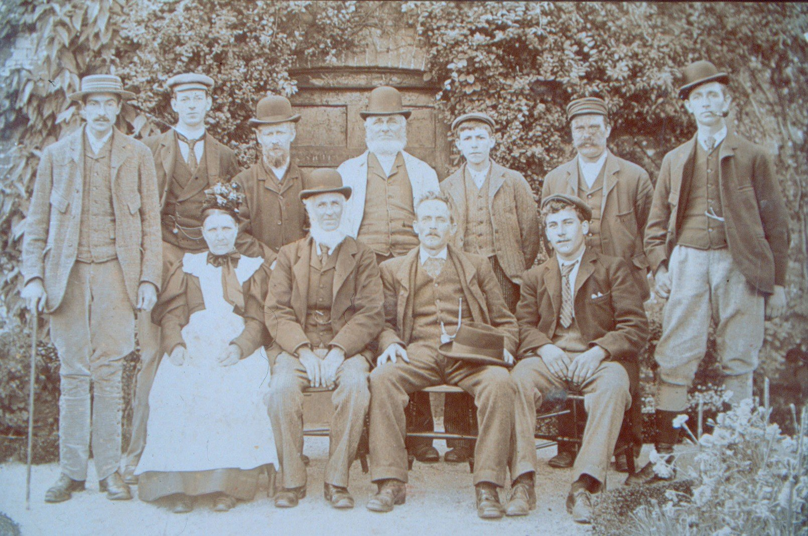 From the Flowerbeds to the Battlefields - Heligan's Gardeners in The Great War 1914-1918