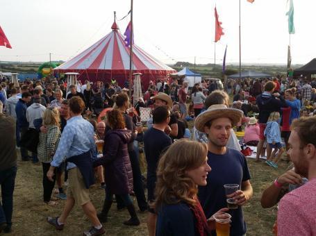 Cornwall cider festival