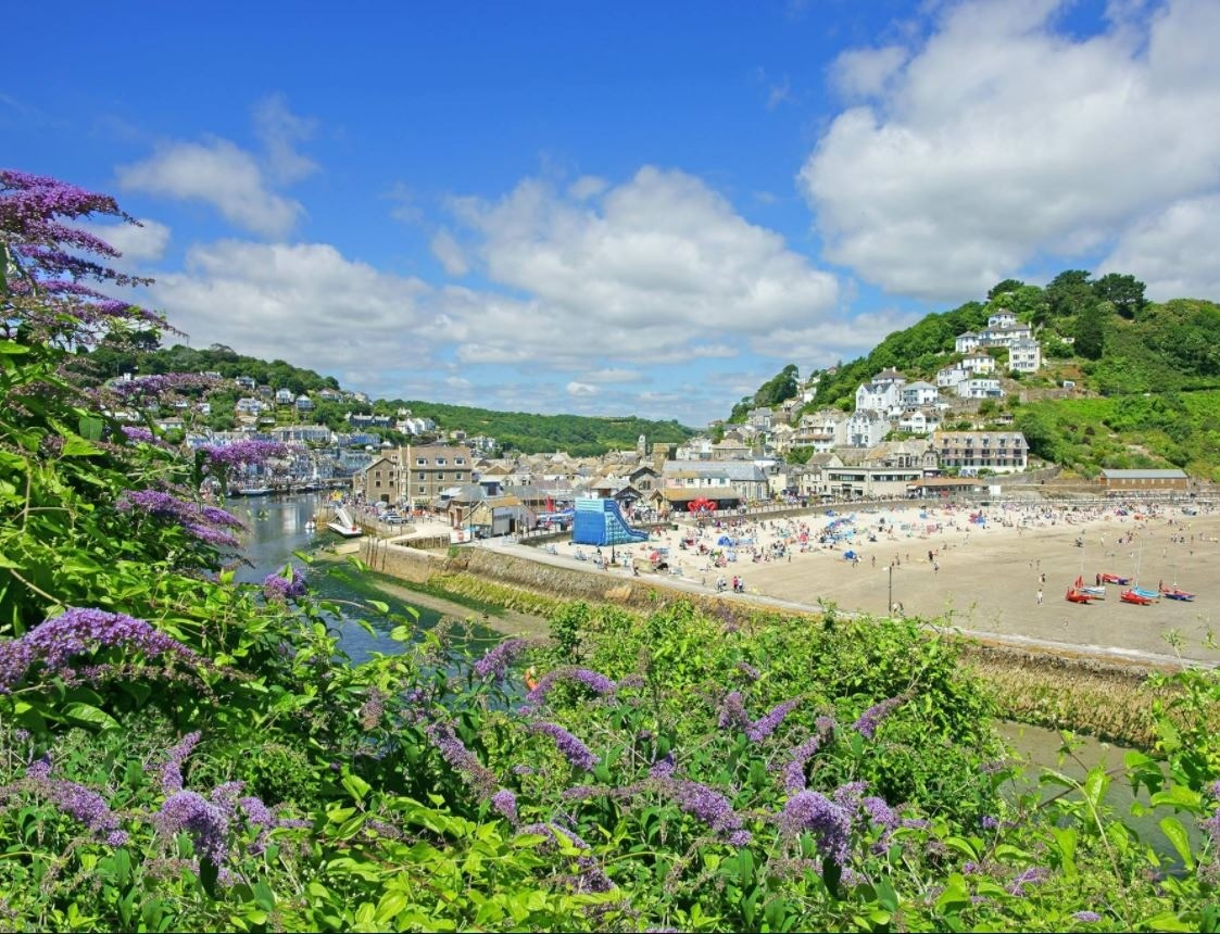Looe Habour, Cornwall