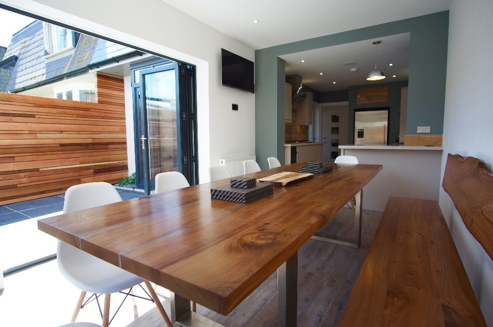 High end finish to group accommodation in Newquay, Cornwall