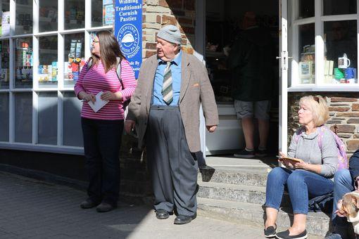 Bert Large is back (Image: Simon Heester)