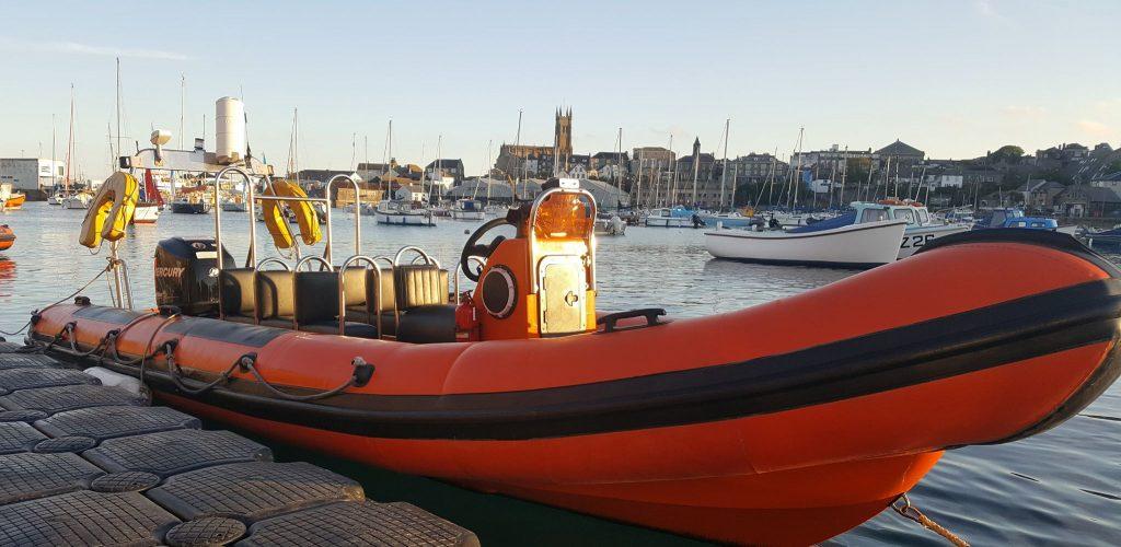 Cornish Rib Adventures In Penzance
