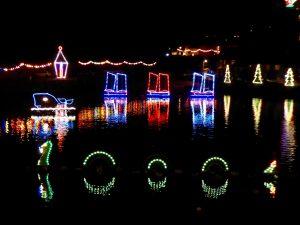 Credit Hannah Pascoe Mousehole Harbour Lights