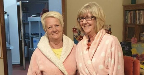 Staff required to dress in pj's to avoid upsetting the elderly...