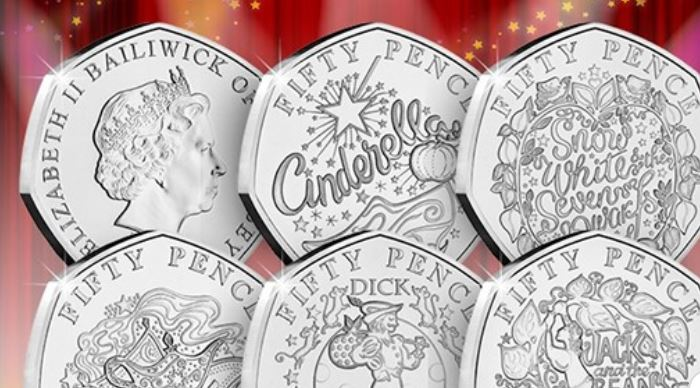 Only 4,000 of each coin in circulation - If you find one you could be £200 better off!