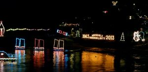 Mousehole Harbour Lights | West Cornwall Christmas