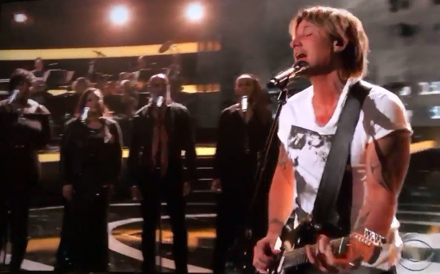 Surviving Member Of Bee Gees Brought To Tears By Keith Urban's Cover of 'To Love Somebody'