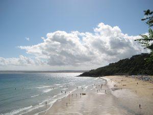 Carbis Bay Blue Flag Beach