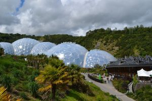 Family Day Out Eden Project