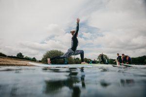 Falmouth | SUP Yoga