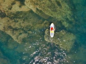 Stand up paddle boarding Cornwall