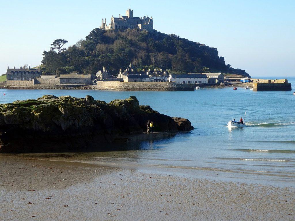 St Michael's Mount | Cornwall Bucket List 2021