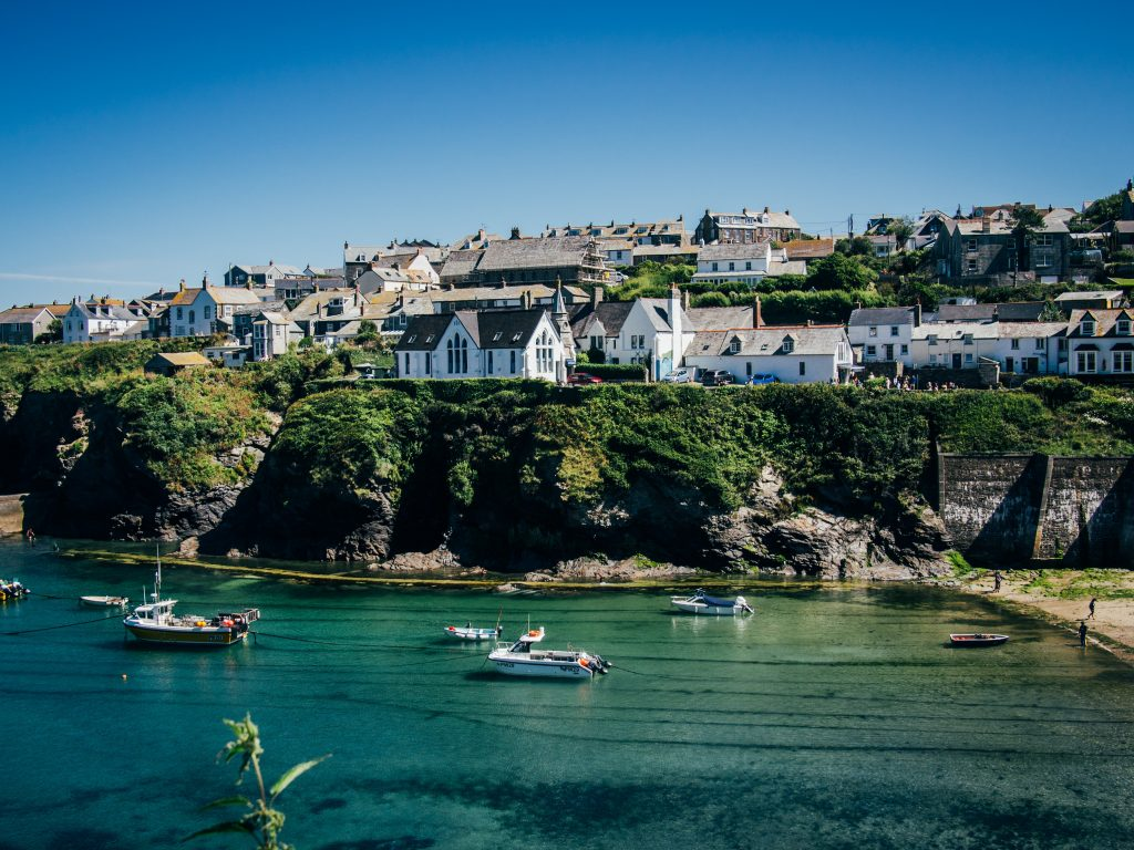 Pretty Villages in Cornwall | Port Isaac