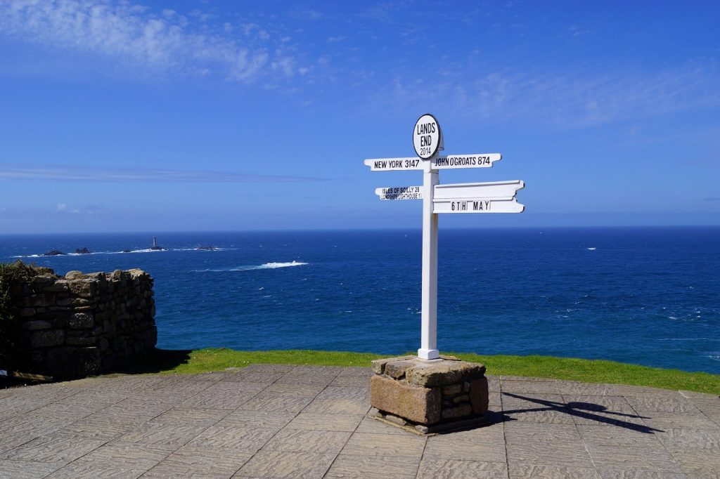 Land's End | West Cornwall