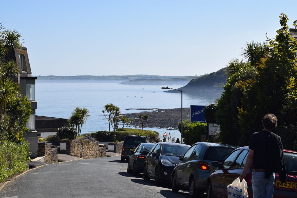 Falmouth | Pretty towns in Cornwall