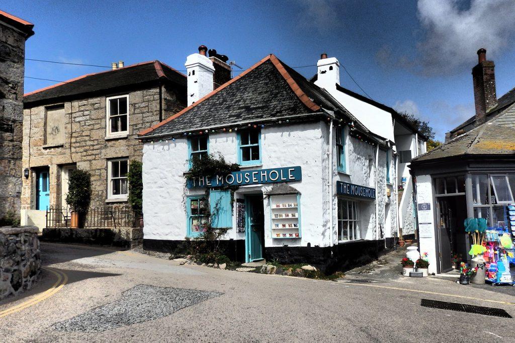 Mousehole | Pretty Cornish Villages