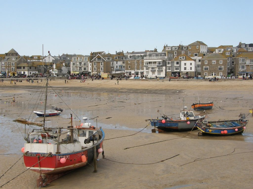 Where to park in St Ives
