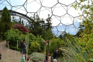 Wet Weather Days Out Cornwall | Eden Project