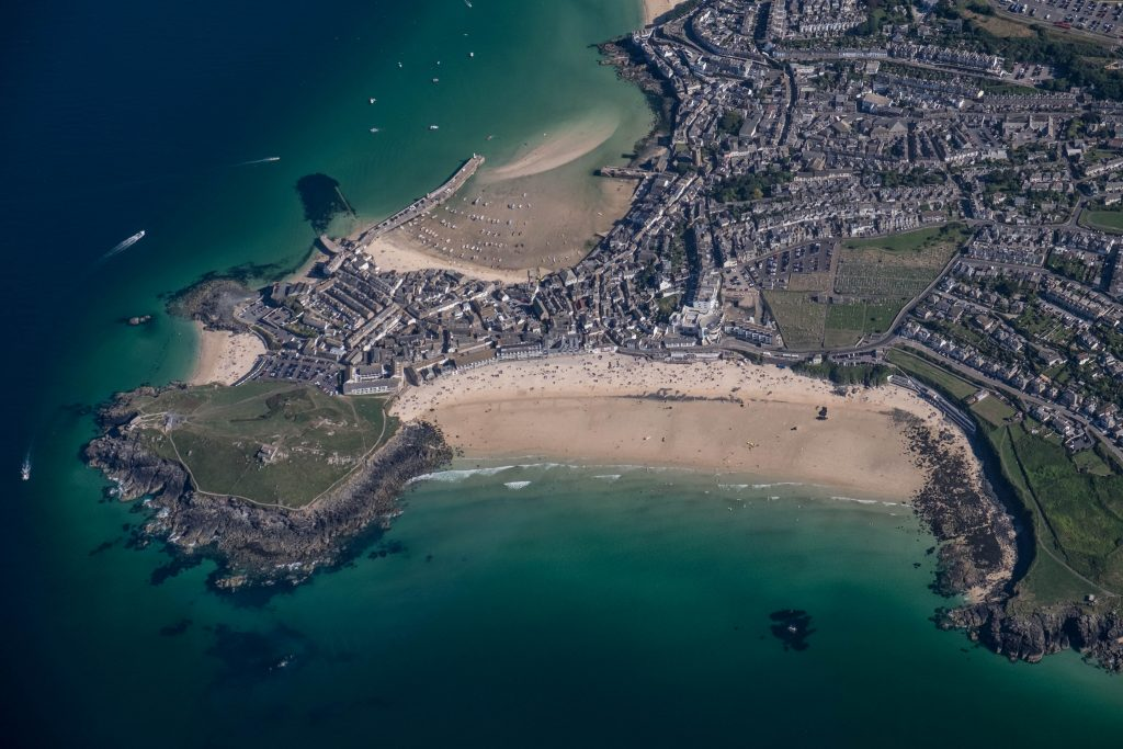 Parking in St Ives