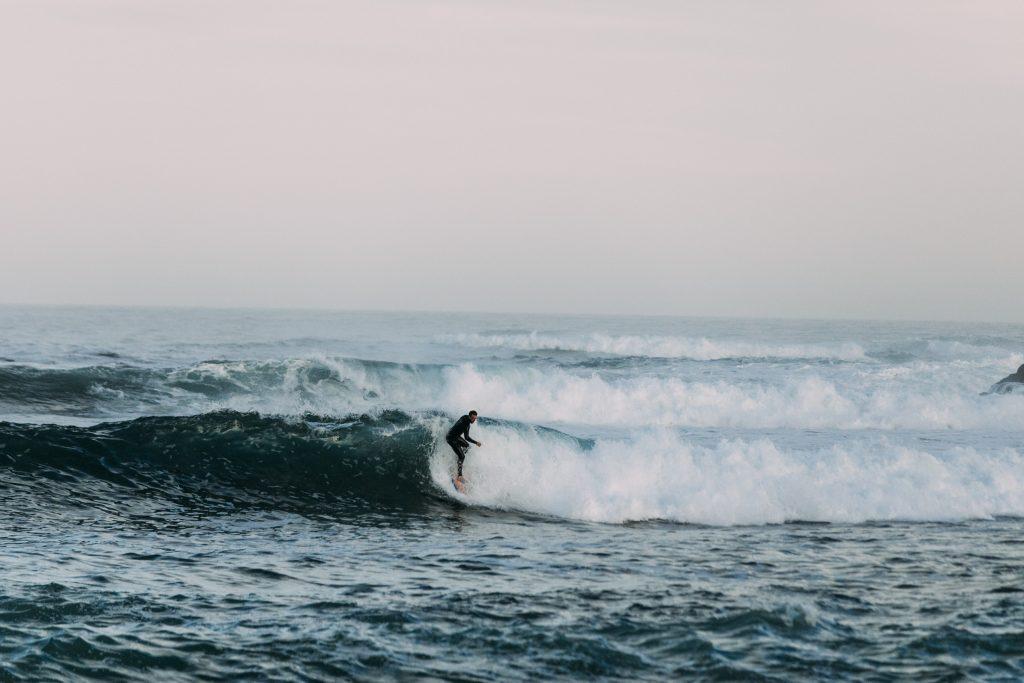 Surfing | Cornwall Bucket List