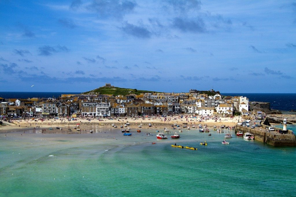 Best Places to Park in St Ives