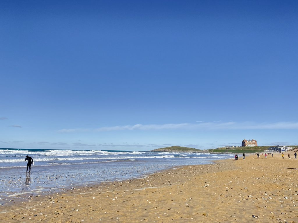 Beach Walks Cornwall | Fistral