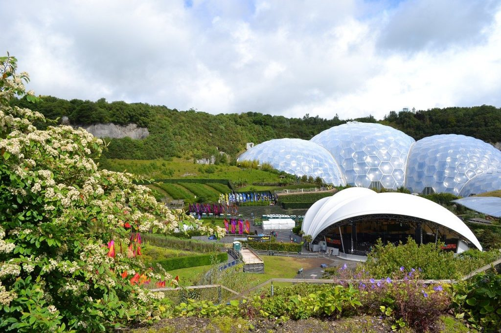 Eden Project   Insta   Cornwall