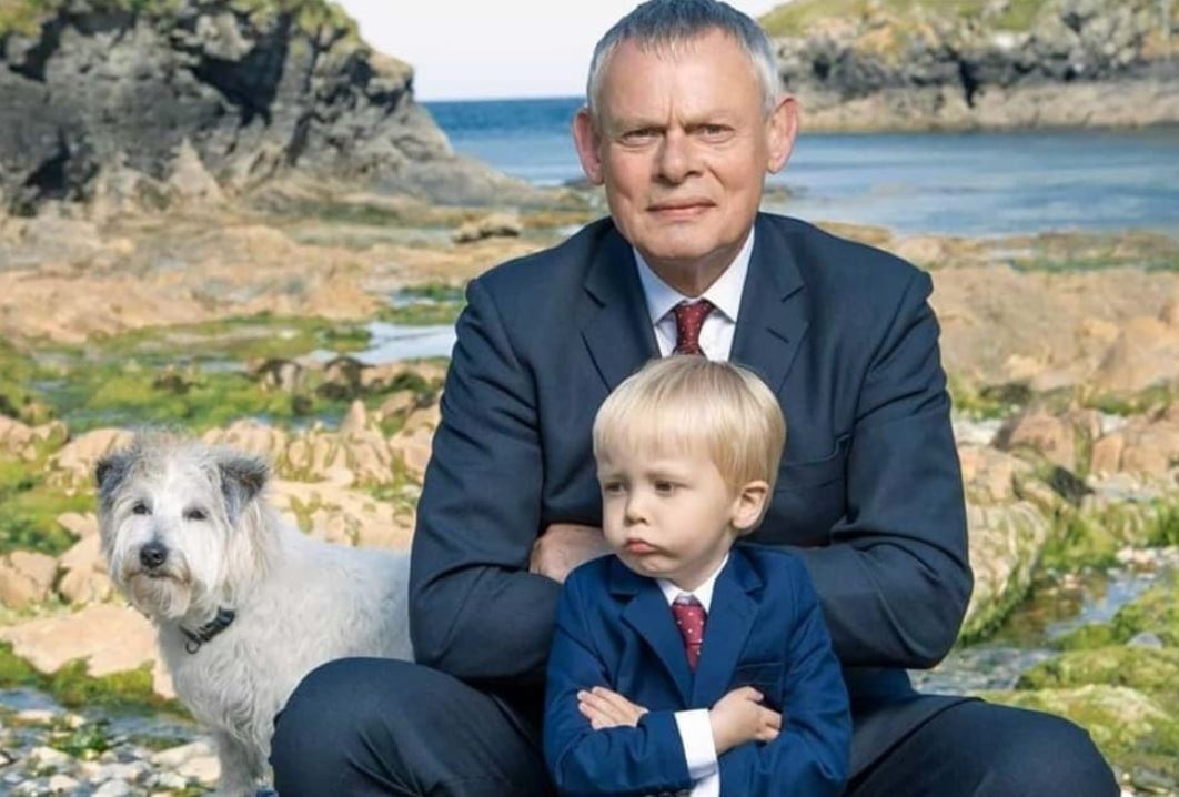 Martin Clunes' life free from TV to living on a 130-acre farm to his famous relative who played 'Sherlock Holmes'